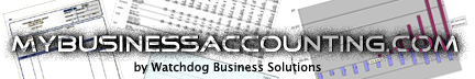 MyBusinessAccounting - Home
